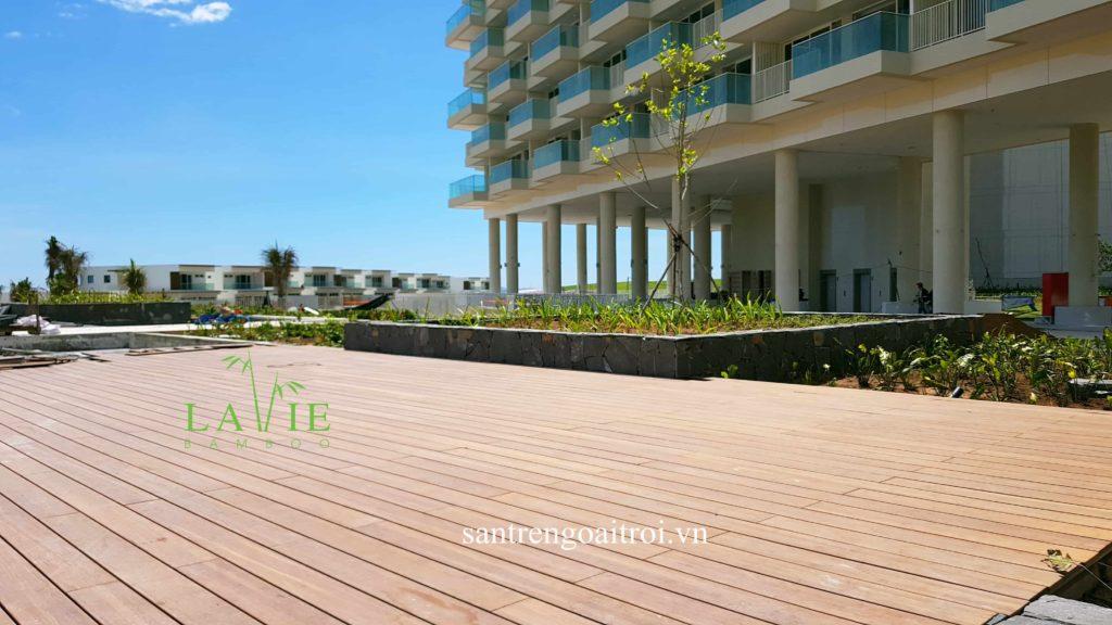 Lavie Bamboo hoàn thành hạng mục sàn tre ngoài trời Alma Resort - Lavie Bamboo hoàn thành hạng mục sàn tre ngoài trời Alma Resort - Lavie Bamboo hoàn thành hạng mục sàn tre ngoài trời Alma Resort
