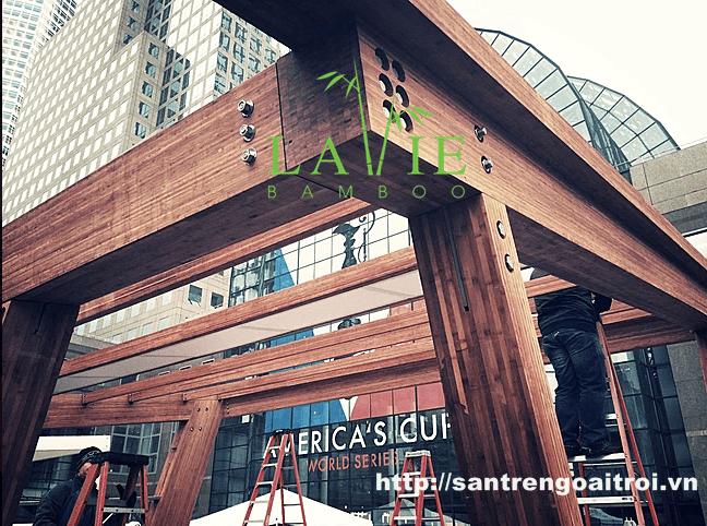 Vật liệu tre trong kiến trúc của Trạm sạc điện BMW: quá đẹp - Vật liệu tre trong kiến trúc của Trạm sạc điện BMW: quá đẹp - Vật liệu tre trong kiến trúc của Trạm sạc điện BMW: quá đẹp