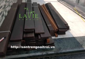 Showroom Lavie Bamboo San Tre Ngoai Troi Vinhomes Harmony 10