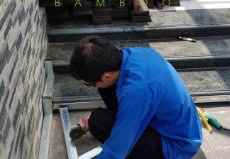 Showroom Lavie Bamboo San Tre Ngoai Troi Vinhomes Harmony 11