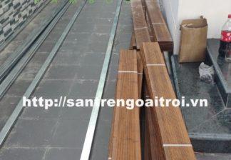 Showroom Lavie Bamboo San Tre Ngoai Troi Vinhomes Harmony 14