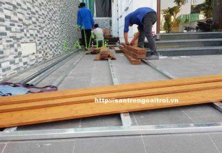 Showroom Lavie Bamboo San Tre Ngoai Troi Vinhomes Harmony 15