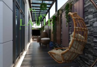 Showroom Lavie Bamboo San Tre Ngoai Troi Vinhomes Harmony 4