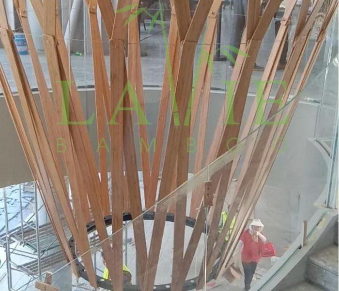 Thi Cong Den Long Tre Vo Cuc Tai 6 Miles Coast Resort Lavie Bamboo 14