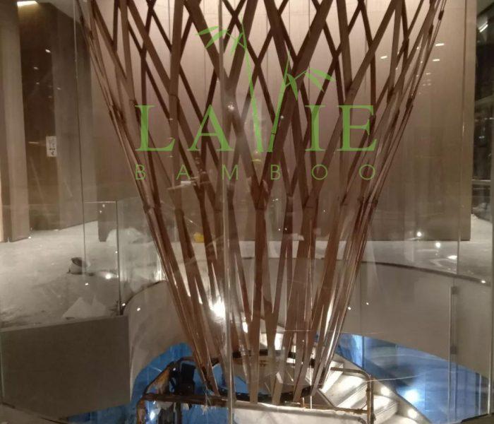 Thi Cong Den Long Tre Vo Cuc Tai 6 Miles Coast Resort Lavie Bamboo 16