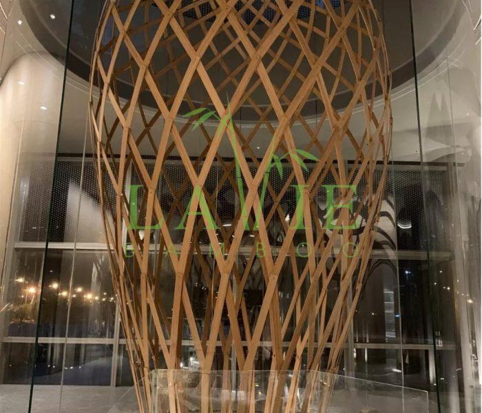 Thi Cong Den Long Tre Vo Cuc Tai 6 Miles Coast Resort Lavie Bamboo 18