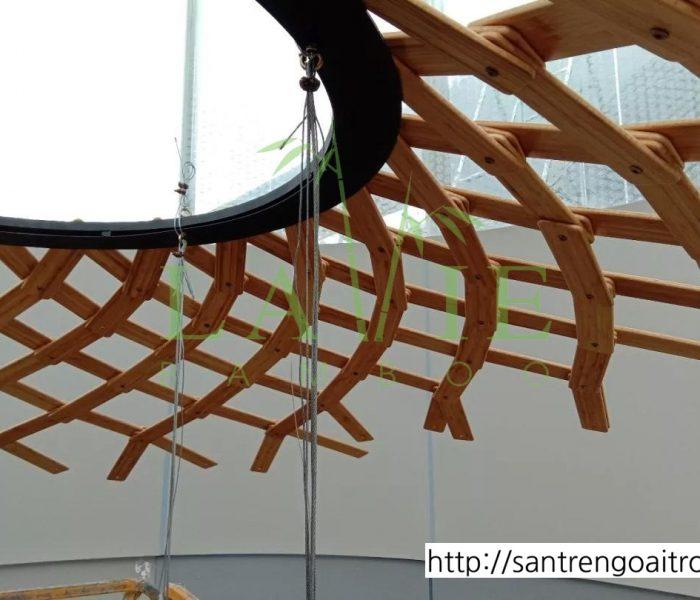 Thi Cong Den Long Tre Vo Cuc Tai 6 Miles Coast Resort Lavie Bamboo 2